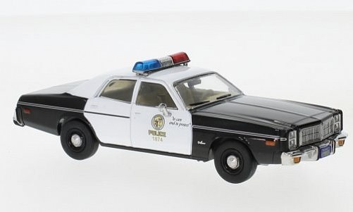 Dodge Monaco Police Interceptor