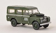 Land Rover Series II LWB Station Wagon