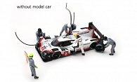 Figuren Porsche Boxenstopp Le Mans