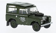 Land Rover Series II SWB Hard Back