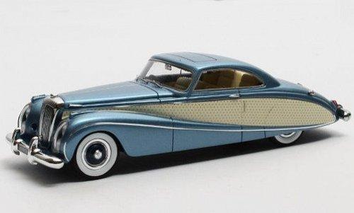Daimler DE36 FHC Blue Clover Hooper