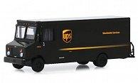 UPS Package Car