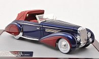 Delage D8-120 Cabriolet Grand Luxe Chapron