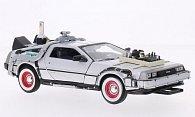 DeLorean Back to the future III
