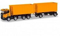 Scania CG 8x4
