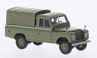 Land Rover Serie III 109 Plane