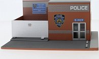 Diorama New York City Police Department