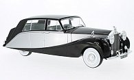 Rolls Royce Silver Wraith Empress by Hooper