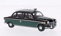 Fiat 1400B President Francis Lombardi