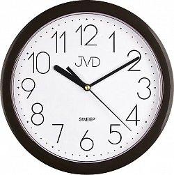 Nástěnné hodiny JVD sweep HP612.3