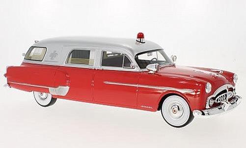 Packard Henney Ambulance
