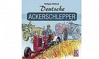Buch Deutsche Ackerschlepper