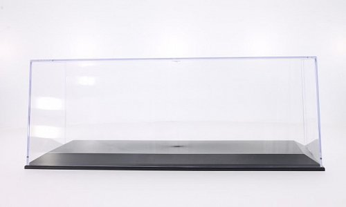model auta vitrine kunststoff vitrine fur je 1 x 1 18 1 18. Black Bedroom Furniture Sets. Home Design Ideas