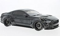 Ford Mustang by Toshi
