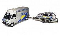 Renault Set: Rallye