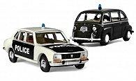 Peugeot + Fiat 2er Set: 504 und Multipla
