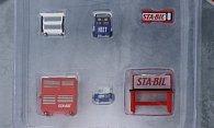 Zubehorset Sta-Bil and Heet Werkzeug-Set