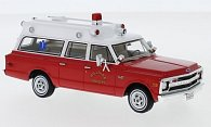 Chevrolet  Suburban Ambulance