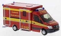 Wietmarscher Ambulanzfahrzeug-RTW Facelift