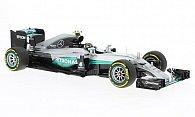 Mercedes F1 W07 Hybrid