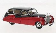 Rolls Royce Freestone & Webb Silver Wraith  Limousine