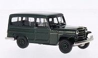 Willys Overland Station Wagon-4WD