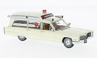 Cadillac S&S Ambulance