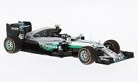 Mercedes AMG Petronas W07 Hybrid