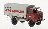 IFA W50 LA PV 4x4