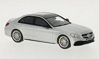 Mercedes AMG C 63 S (W205)