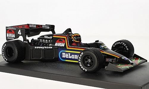 Tyrrell Ford 012