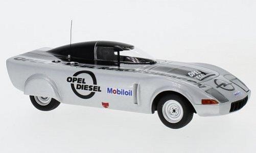Opel GT Diesel Record Car
