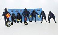 Figuren F1 Pit Crew