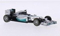 Mercedes AMG Petronas W05 Hybrid