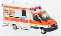 Wietmarscher Ambulanzfahrzeug - Design RTW