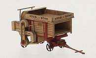 Kodel & Bohm Dreschmaschine