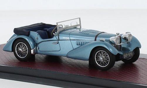 Bugatti T57SC Sports Tourer Vanden Plas