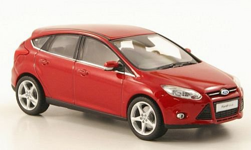 Ford Focus MkIII