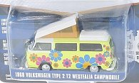 VW T2 Westfalia Campmobile