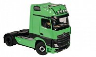 Mercedes Actros GigaSpace 4X2