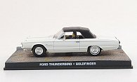 Ford Thunderbird m. Figuren