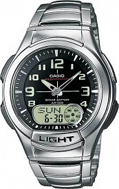 Casio AQ-180WD-1BVES Collection 41mm 10ATM