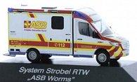 System Strobel RTW
