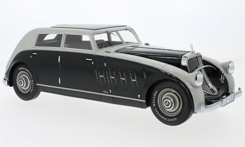 Maybach Zeppelin DS8 Stromlinie Spohn