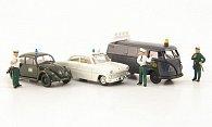 Set 3er-Set: Schwerlast-Begleitung - VW T1 Kasten