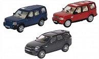 Land Rover 3er-Set: Discovery