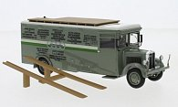 NAG-Bussing Renntransporter