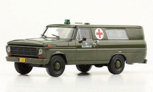 Ford F-100 Ambulance
