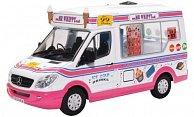 Whitby Mondial Ice Cream Van