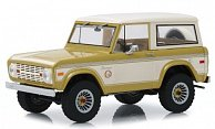 Ford Bronco Colorado Gold Rush
